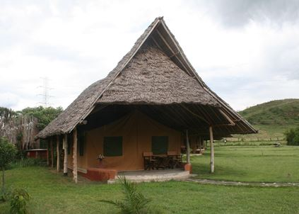 Flamnigo Hill tented camp